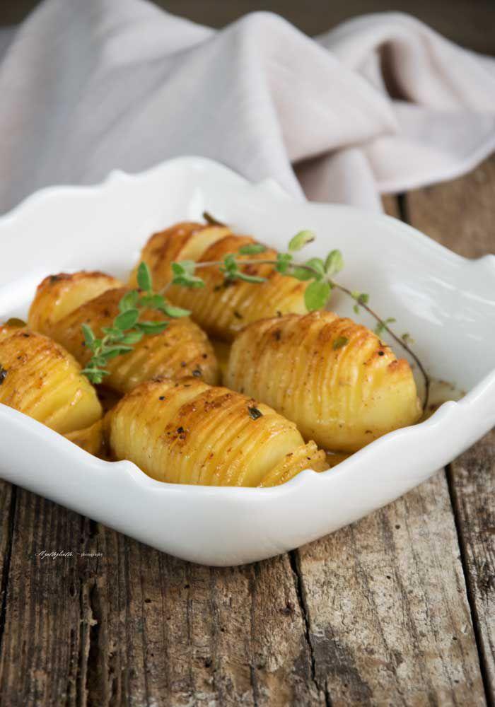 patate hasselback saporite