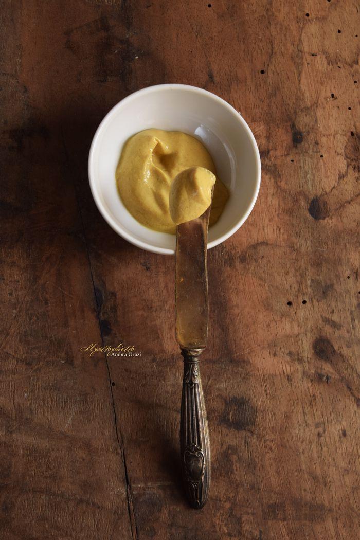 Finocchi al forno con senape