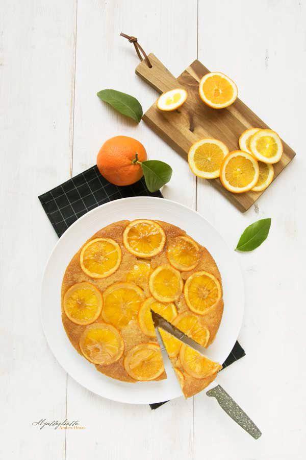 Torta-rovesciata-all arancia-caramellata