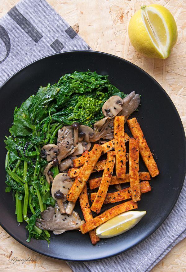 Bastoncini-di-Tofu