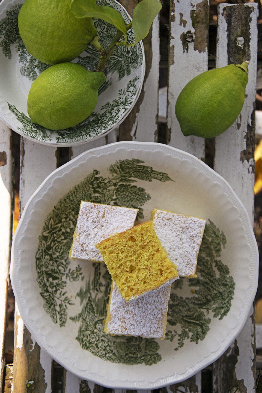 Torta veloce al limone