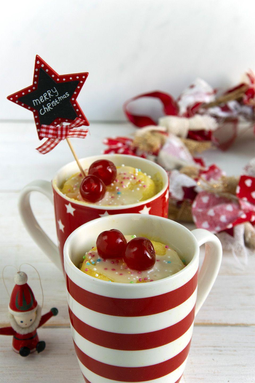 Torta in tazza