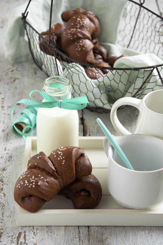 Cornetti al cacao