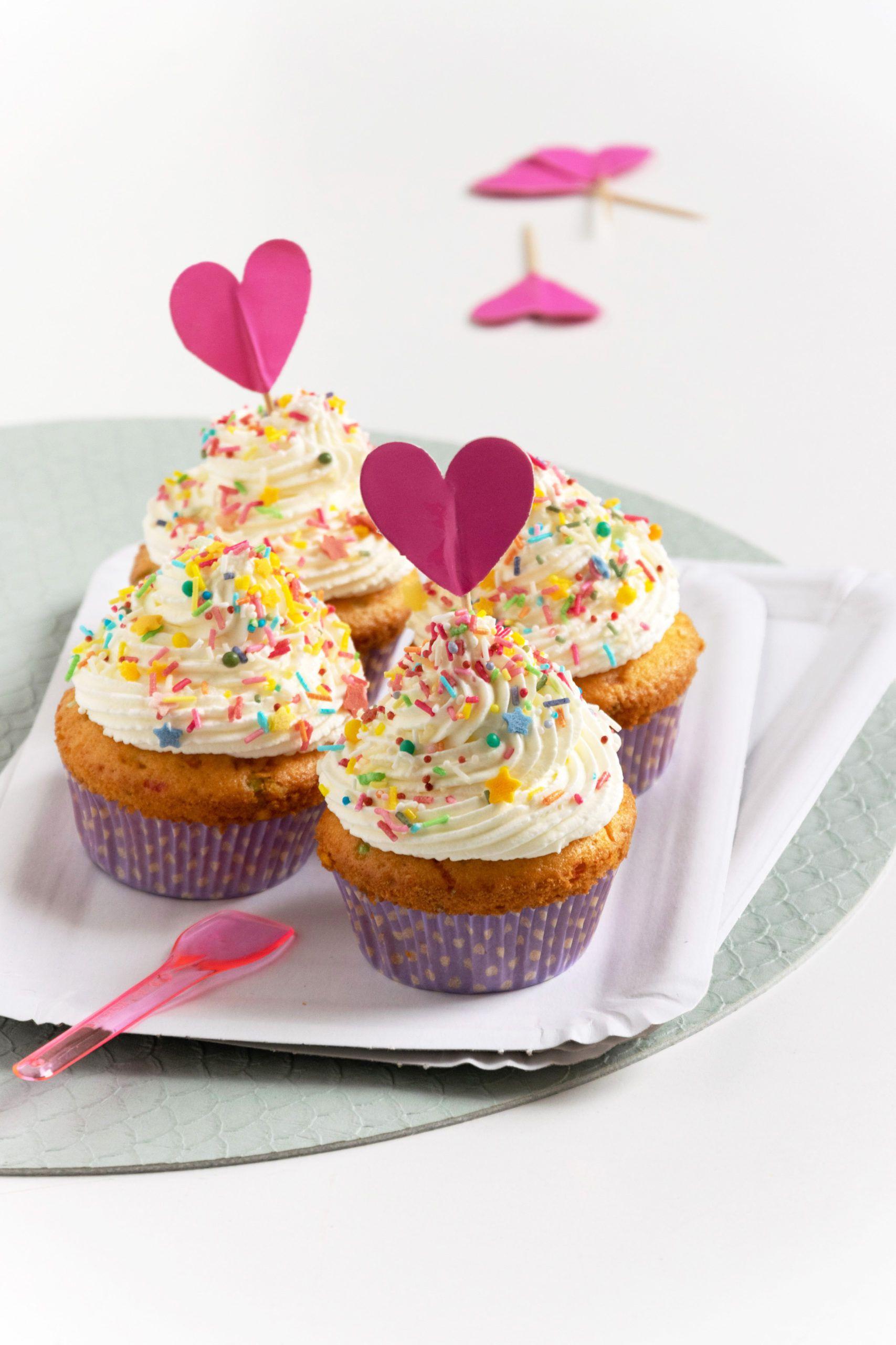 Cupcakes alla vaniglia