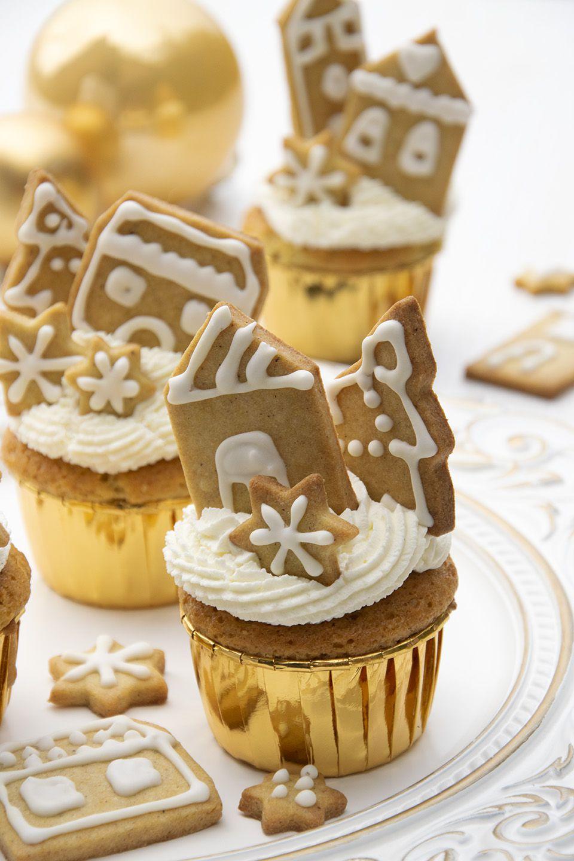 Cupcakes speziati delle feste
