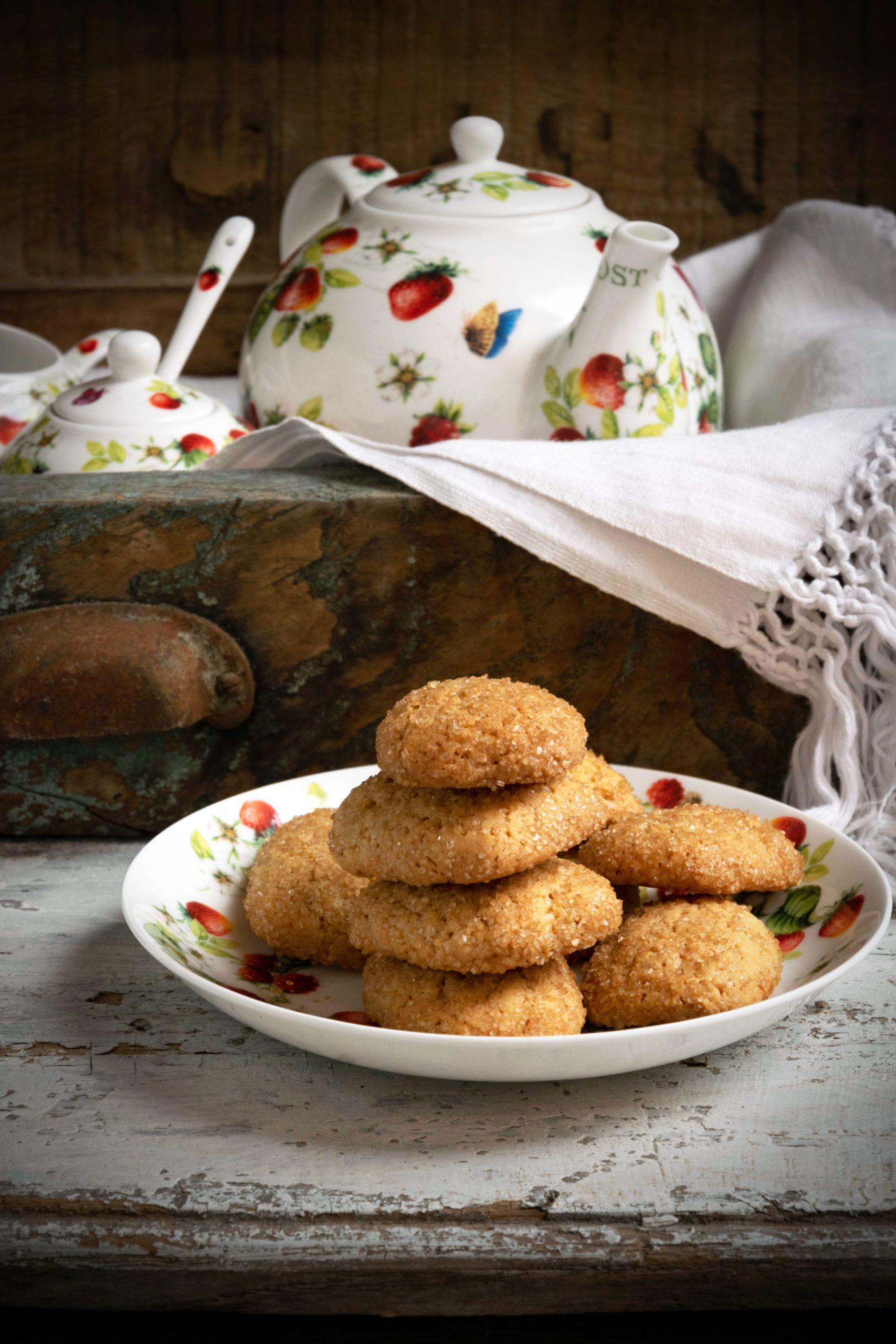 Biscotti da inzuppo con semola