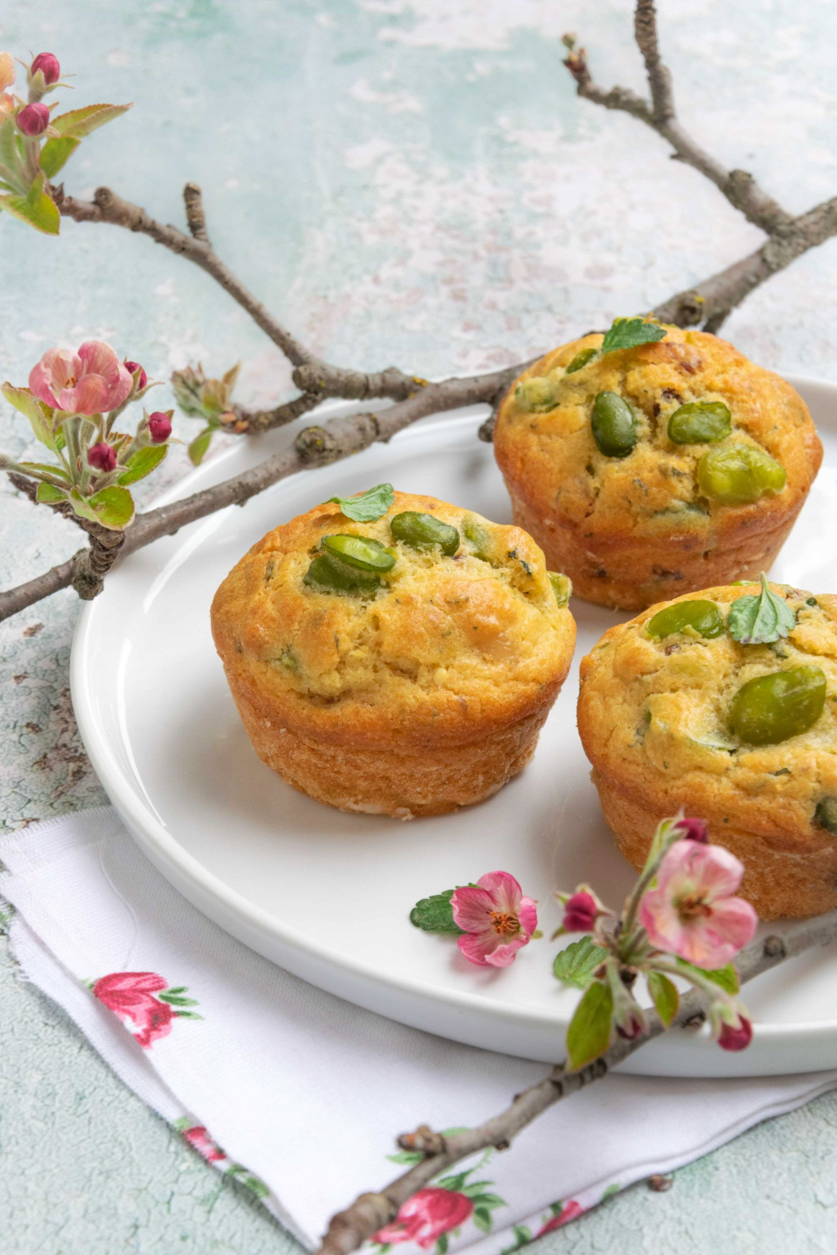 Muffins alle fave